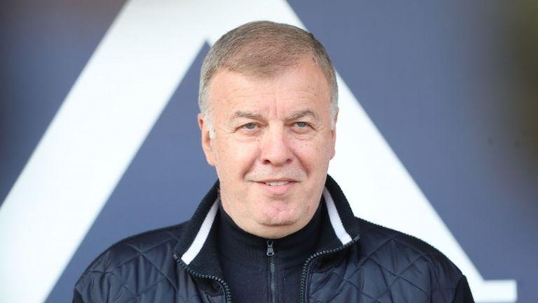 Наско Сираков не иска Йовов за изпълнителен директор в Левски