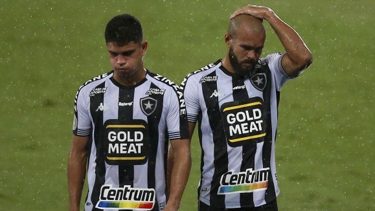 Ботафого изпадна от елита на бразилския футбол