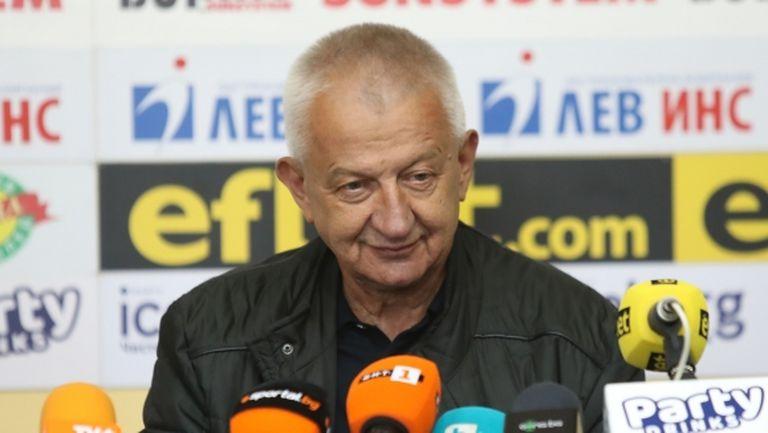 Крушарски: Развитието на Локомотив е свързано с юношите (видео)