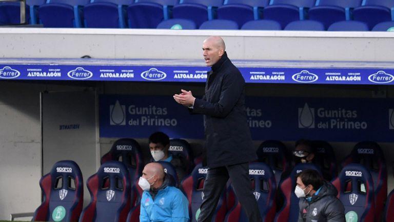 Реал Мадрид никога не се предава, щастлив е Зидан