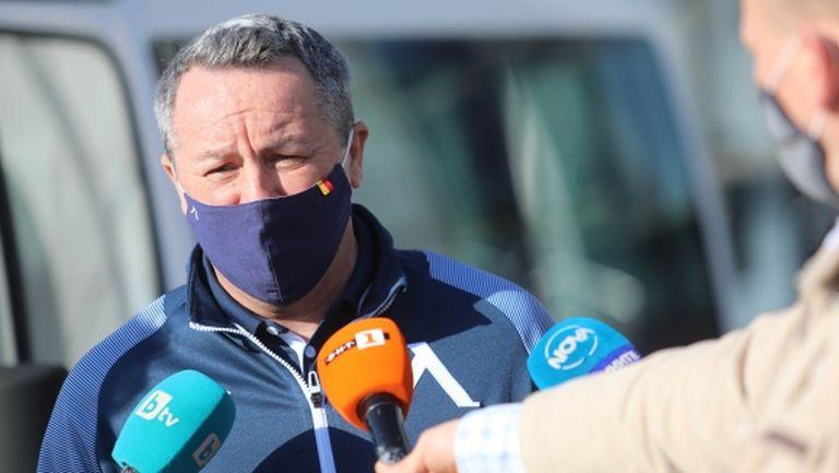 Стоянович поставил ултиматум на ръководството на Левски