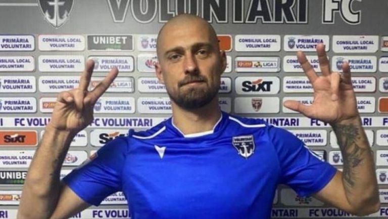 Бивш румънски национал подсили тима на Антони Иванов