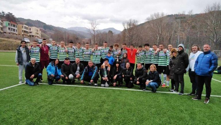 Черно море и Пирин са първите победители от Pirin Cup 2021