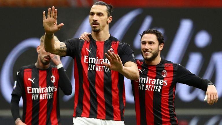 В Милан са решили дали да подновят договора на Златан