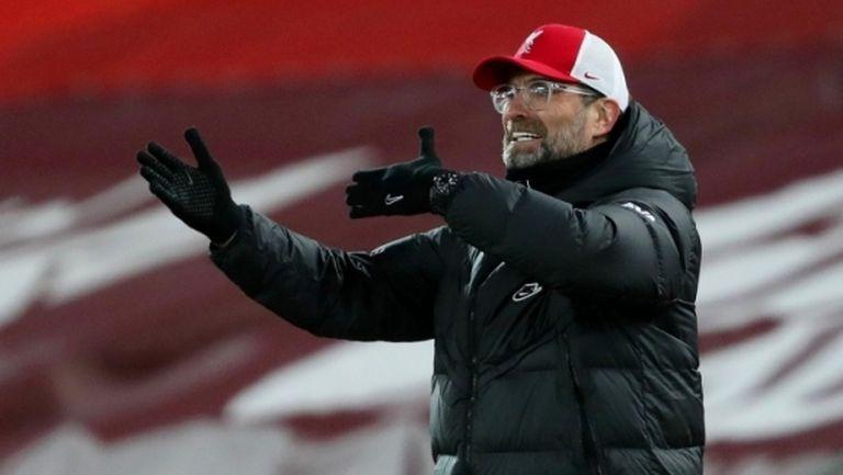 Юрген Клоп се обърна към феновете на Ливърпул