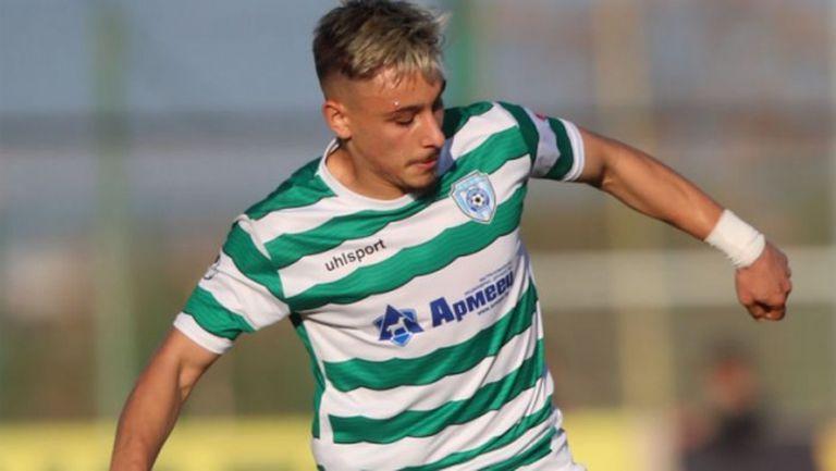 Ясен Петров е небялязал сина на Илиан Илиев за националния отбор