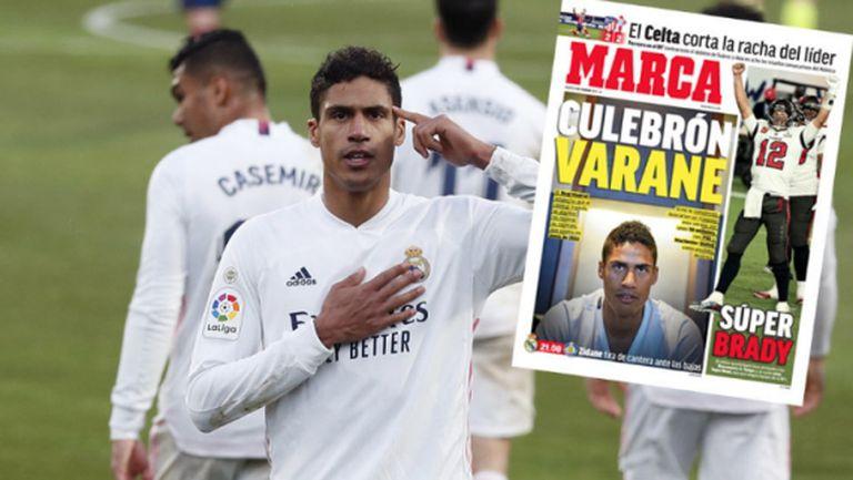 Реал Мадрид подозира Варан, че ще тръгне по пътя на Рамос