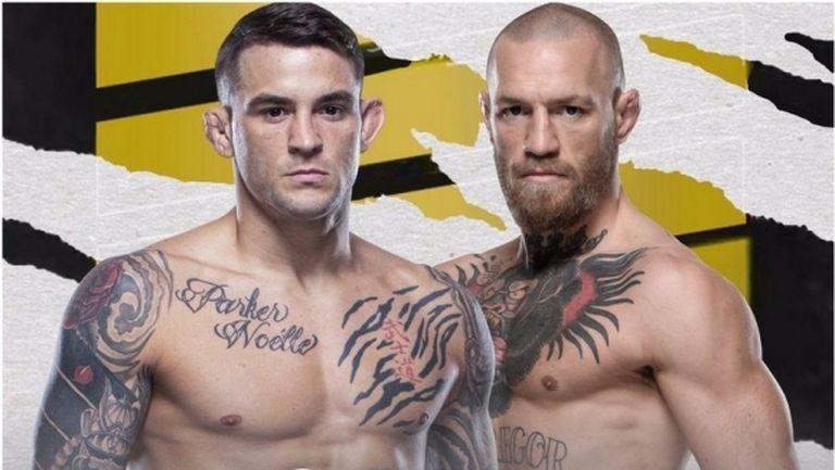 UFC гласят Дъстин Порие срещу Конър Макгрегър 3