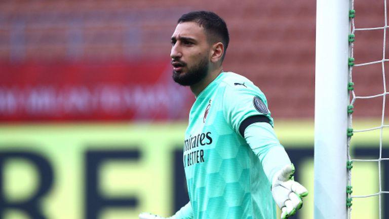 Милан подготва неприятна изненада за Донарума
