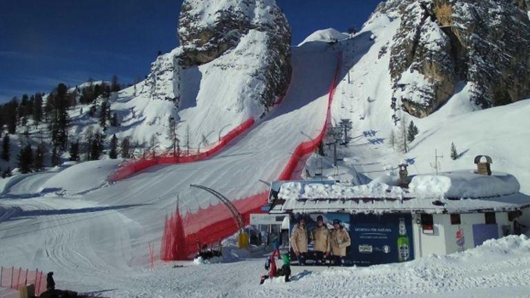 Пореден отложен старт от Световното по ски в Кортина