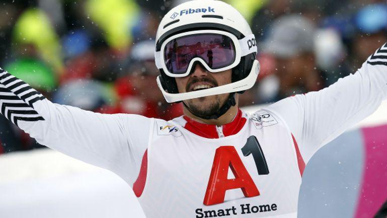 Алберт Попов се цели в медал от Световното първенство