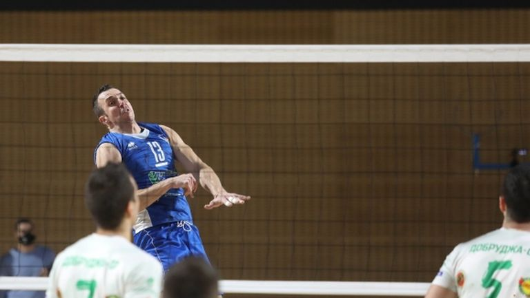 Боян Йорданов пред Sportal.bg: Нашата цел е да играем хубав волейбол и да побеждаваме (видео)