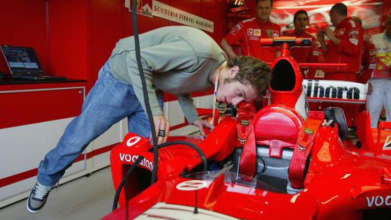 Валентино Роси за Ферари: 14 години без титла е ужасно