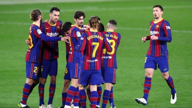 Синът на Кройф също даде своя фаворит за нов президент на Барселона