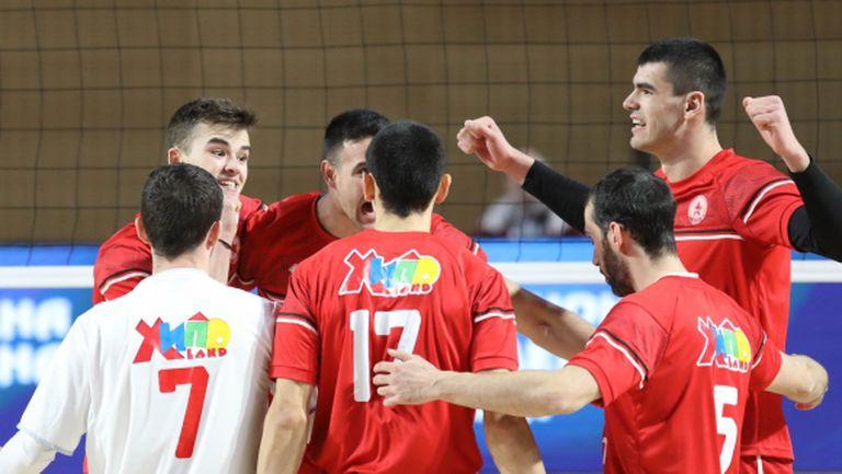 ЦСКА приема Пирин в София