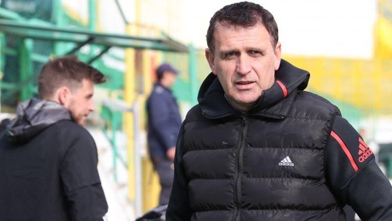 Бруно Акрапович ще говори преди мача със Славия