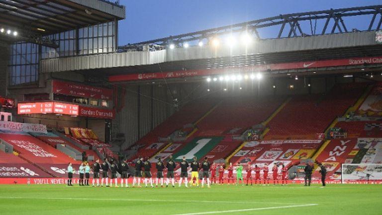Реваншът между Ливърпул и РБ Лайпциг също може да се изиграе на неутрален терен