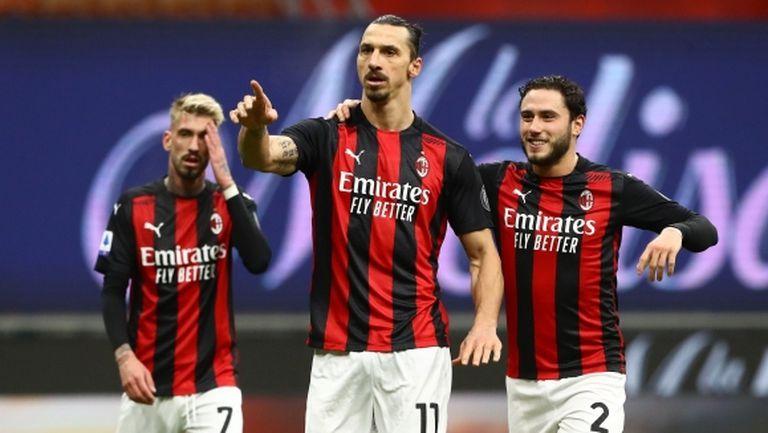 Бенасер разкри какво е влиянието на Златан в Милан