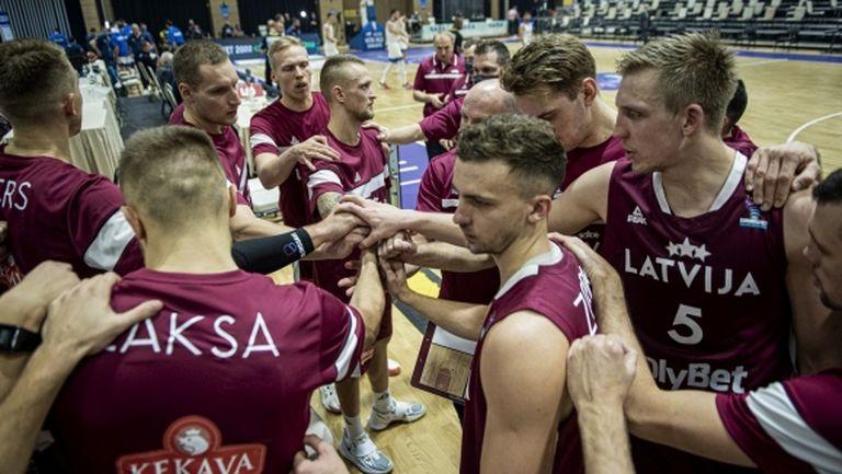 Латвия на нокти за две звезди преди европейската квалификация в Рига