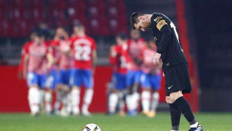 Меси вече не е същият футболист, смята италианска легенда