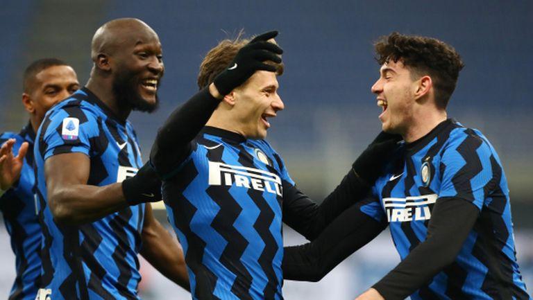В Интер имат фаворит за нов капитан