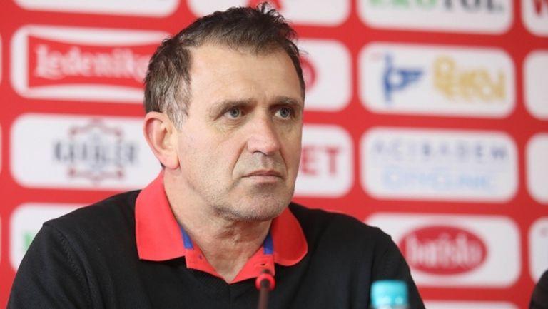 Бруно: Момчетата работиха феноменално, ЦСКА може да победи всеки (видео)