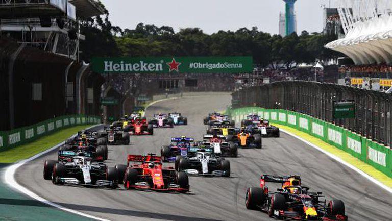 Пълна подкрепа за спринтови състезания във Формула 1 от страна на отборите