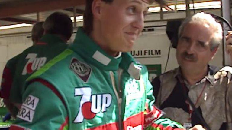 Как преди 30 години Михаел Шумахер си осигури дебюта във Формула 1 с лъжа