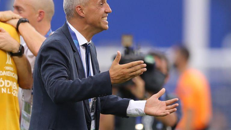 Ернан Креспо е новият треньор на Сао Пауло