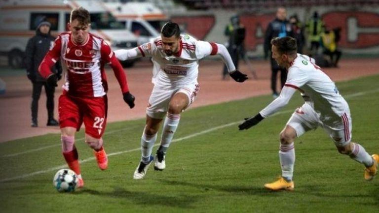 Ради Димитров не игра при равенство на Сепси срещу Динамо Б (видео)