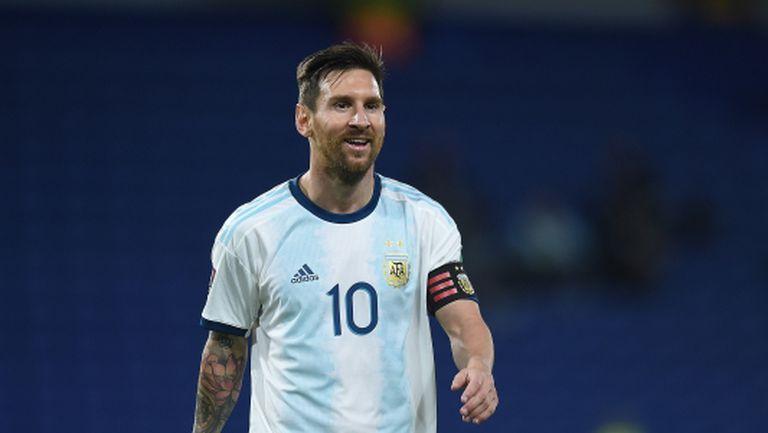 Меси заслужи приз, какъвто от футболистите има само Марадона