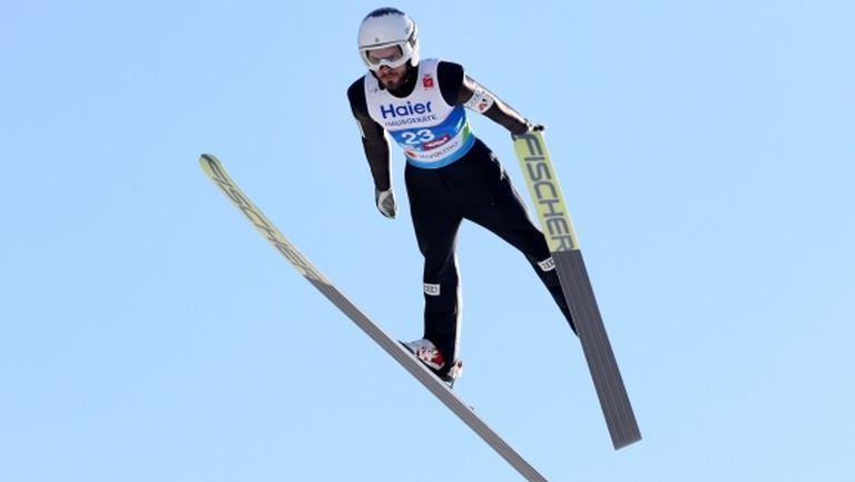 Зографски завърши 44-и в първия старт от Световната купа по ски скок