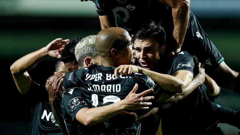 Фарензе - Спортинг Лисабон 0:1