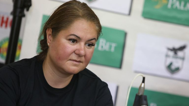 Ива Уорън иска да прави женски отбор на ЦСКА-София