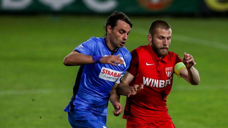 Левски продължава гонитбата за седмото място