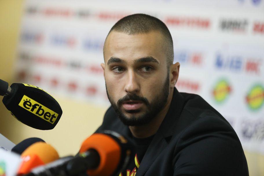 Георги Йомов е играч номер едно на месец aприл