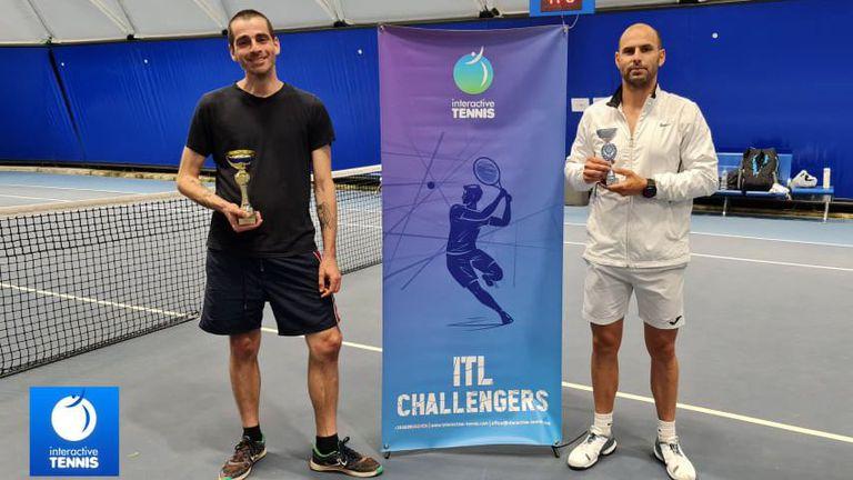 Никола Милев триумфира в седмия чалънджър на Интерактив тенис