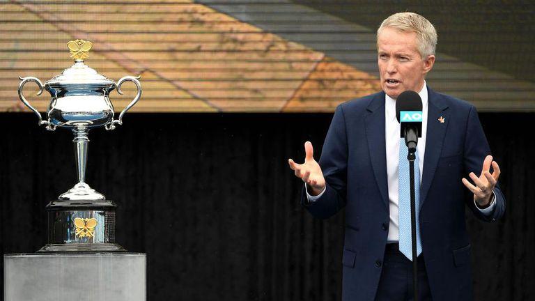 Няма шанс Australian Open 2022 да бъде преместен извън страната