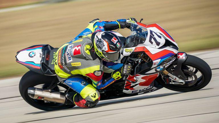 Мартин Чой се завърна след серия от тестове в чужбина преди новия сезон по мотоциклетизъм