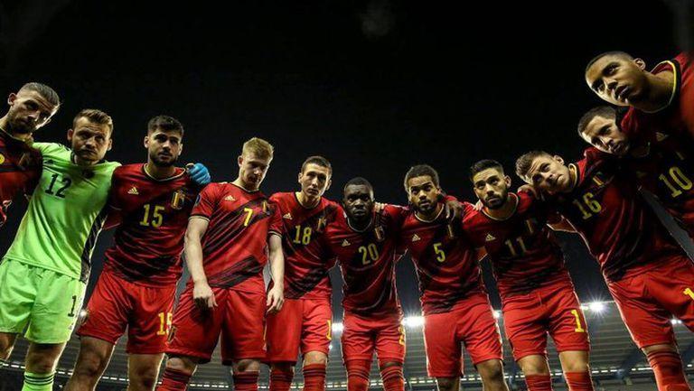 Белгия пръв обяви състава си за Евро 2020