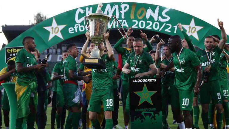 Президентът на ФИФА поздрави Лудогорец за десетата титла, похвали и БФС