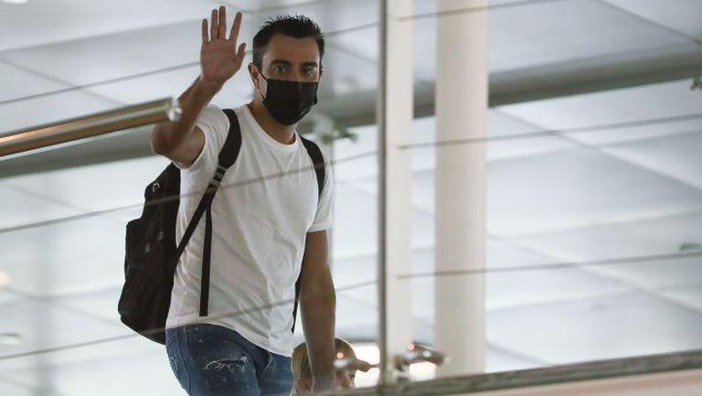 Чави се прибра в Барселона с 22 куфара и отсече: Идвам на ваканция!