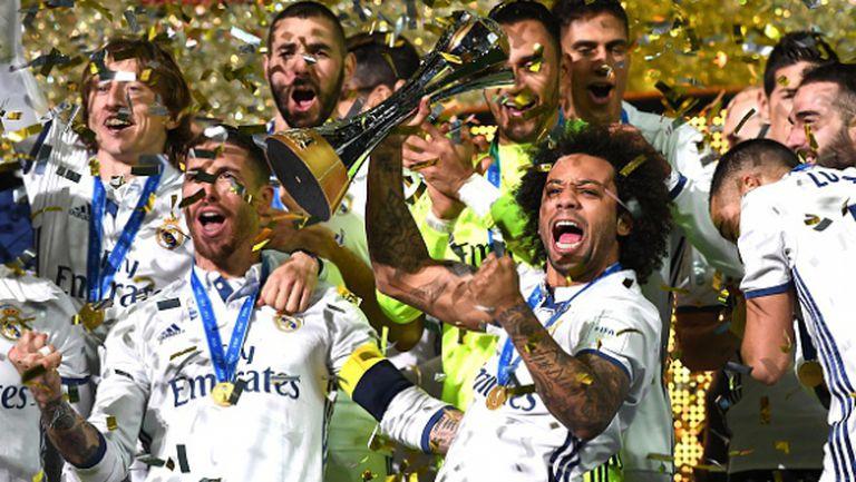 Съперникът на Лудогорец е сред непобедимите в Европа, където доминира Реал М