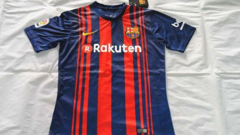 Разкриха новите екипи на Барселона (снимки)