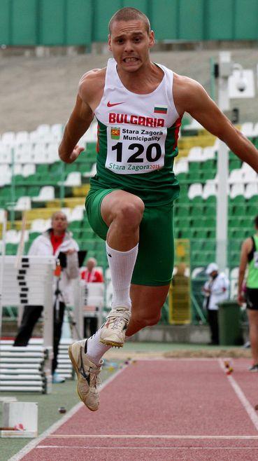 Георги Цонов постигна победа на троен скок на Европейското отборно първенство