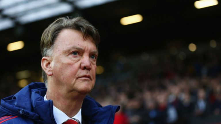 Ван Гаал: Футболистите дишат по-лесно след победата над Суонзи