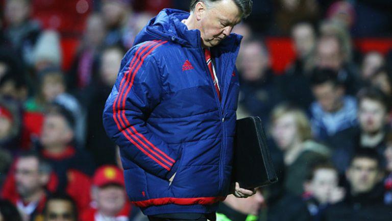 Шефът на най-големия спонсор на Ман Юнайтед не е очарован от стила на Ван Гаал