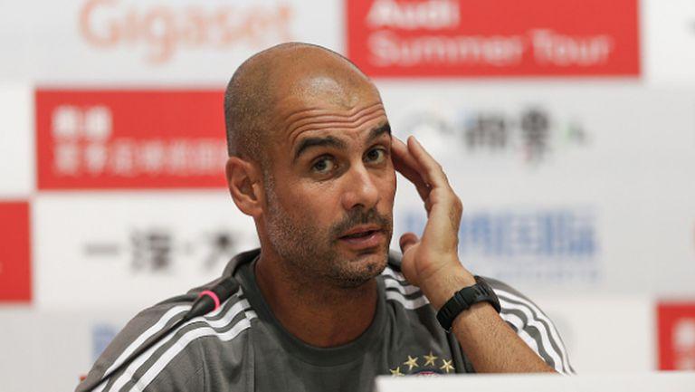 Пеп отказал на Челси, но преговарял със Сити и Юнайтед