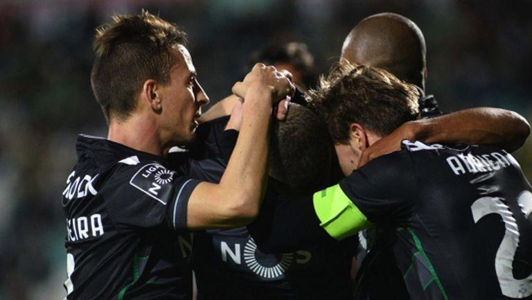 Разгромни победи за лисабонските грандове и провал за Порто