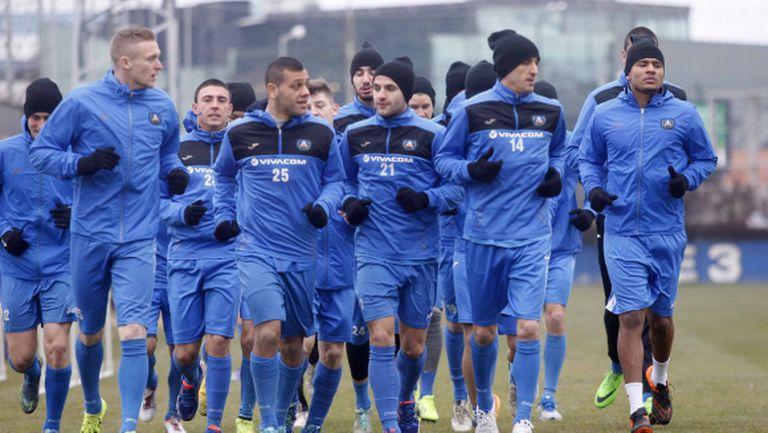 Левски започна подготовка с 19 футболисти и без много титуляри от есента